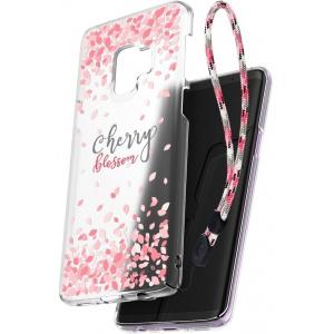 Etui Ringke Slim Cherry Blossom Samsung Galaxy S9 Mist Clear