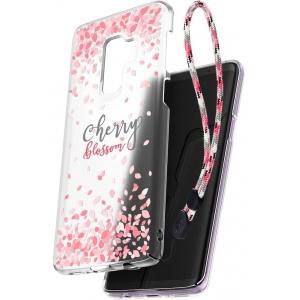 Ringke Slim Cherry Blossom Samsung Galaxy S9 Plus Mist Clear