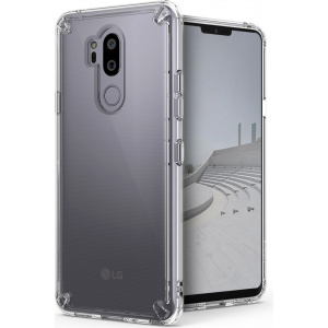 Etui Ringke Fusion LG G7 ThinQ Crystal View