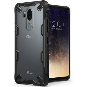 Etui Ringke Fusion-X LG G7 ThinQ Black
