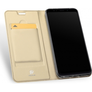 Etui DuxDucis SkinPro Xiaomi Redmi 5 Plus Gold + Szkło
