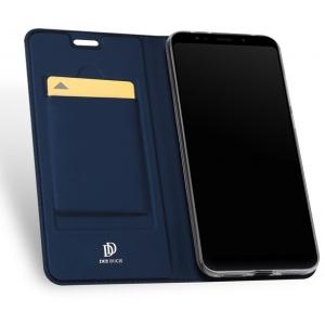 Etui DuxDucis SkinPro Xiaomi Redmi 5 Plus Blue + Szkło