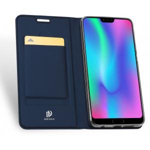 DuxDucis SkinPro Huawei Honor 10 Blue + Screen protector