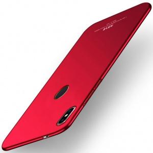 Etui MSVII Xiaomi Mi Mix 2S Red + Szkło