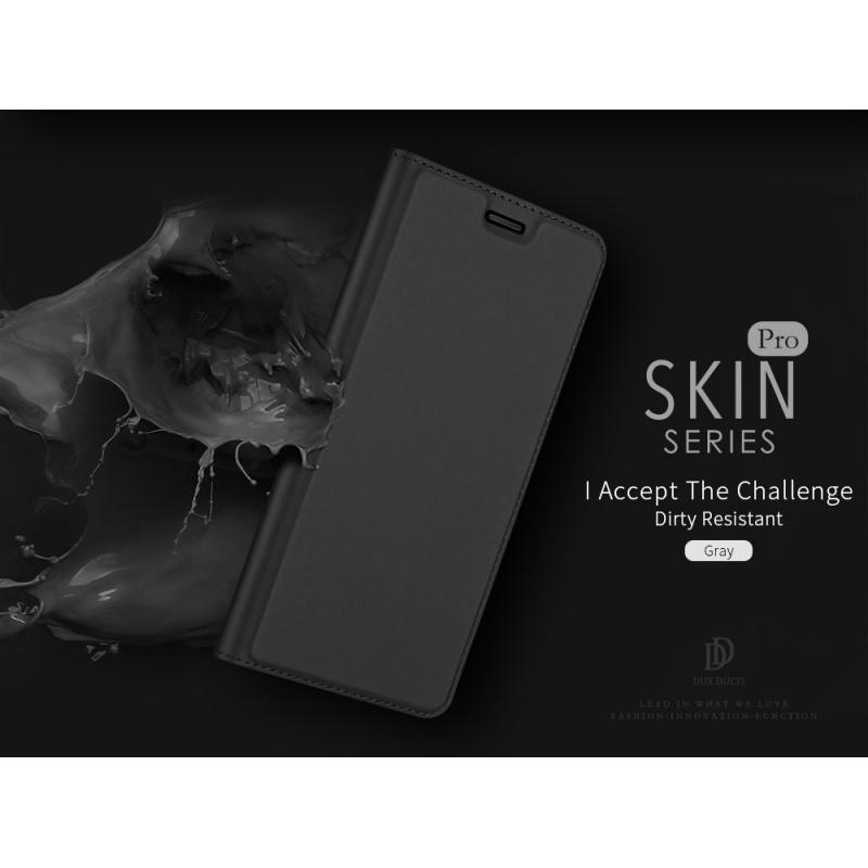 Etui DuxDucis SkinPro Zenfone 5 (ZE620KL) Gray