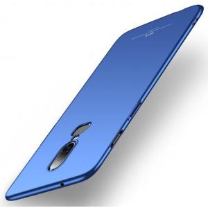 Etui MSVII OnePlus 6 Blue + Szkło