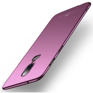 Etui MSVII OnePlus 6 Purple + Szkło