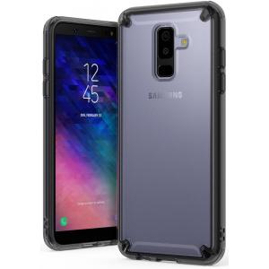 Etui Ringke Fusion Samsung Galaxy A6 Plus 2018 Smoke Black