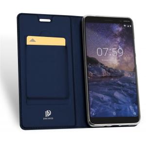 DuxDucis SkinPro Nokia 7 Plus Blue + Screen Protector