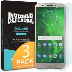 Ringke ID Glass Moto G6 0.33mm 3 Pack