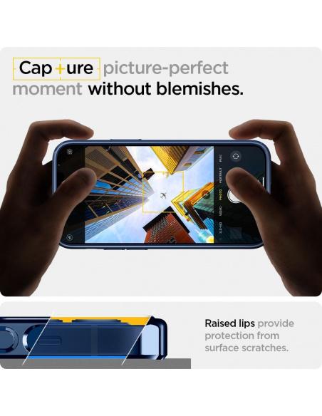 Spigen Optik Crystal Apple iPhone 12 mini Chrome Blue