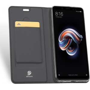 DuxDucis SkinPro Xiaomi Redmi Note 5/Redmi Note 5 Pro Gray + Screen Protector