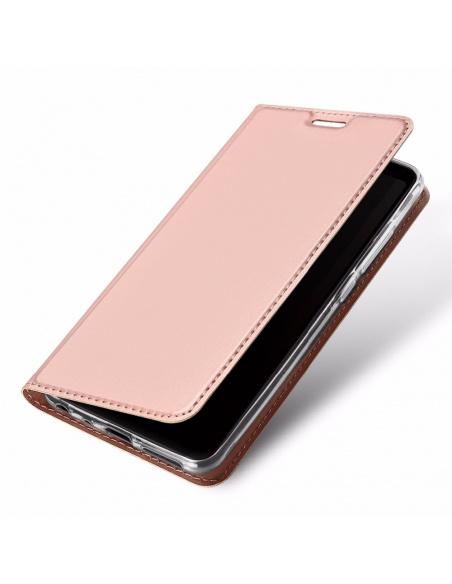 Etui DuxDucis SkinPro Xiaomi Redmi Note 5/Redmi Note 5 Pro Rose Gold + Szkło