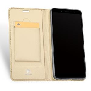 Etui DuxDucis SkinPro Xiaomi Redmi Note 5/Redmi Note 5 Pro Gold + Szkło