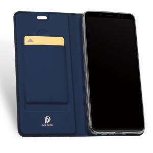 Etui DuxDucis SkinPro Xiaomi Redmi Note 5/Redmi Note 5 Pro Blue + Szkło