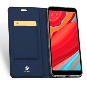 Etui DuxDucis SkinPro Xiaomi Redmi S2 Blue + Szkło
