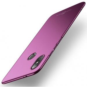 Etui MSVII Xiaomi Mi8 Purple + Szkło