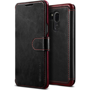 Etui VRS Design Layered Dandy LG G7 ThinQ Black