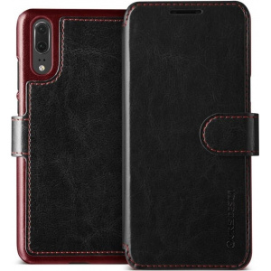 Etui VRS Design Layered Dandy Huawei P20 Black