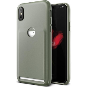 VRS Design Damda Fit iPhone X Eucalyptus