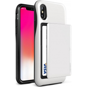 VRS Design Damda Glide iPhone X White