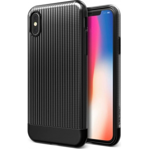 VRS Design Shine Coat iPhone X Black