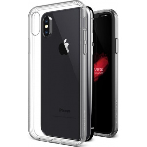 Etui VRS Design Crystal Touch iPhone X Clear