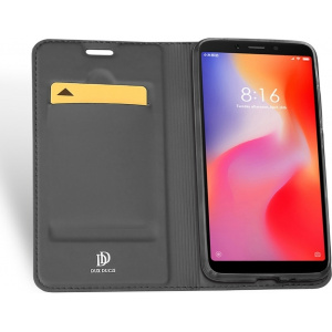 Etui DuxDucis SkinPro Xiaomi Redmi 6A Gray