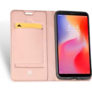 DuxDucis SkinPro Xiaomi Redmi 6 Rose Gold