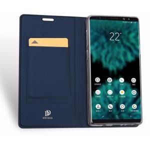 Etui DuxDucis SkinPro Samsung Galaxy Note 9 Blue