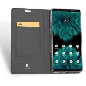 Etui DuxDucis SkinPro Samsung Galaxy Note 9 Gray