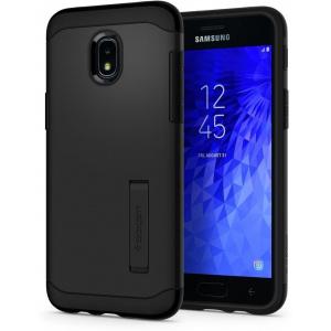 Etui Spigen Slim Armor Samsung Galaxy J3 Black