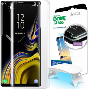 Szkło hartowane z klejem UV Whitestone Dome Glass Samsung Galaxy Note 9