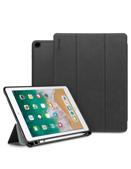 Etui Ringke Smart Case Apple iPad 9.7 2018 Black
