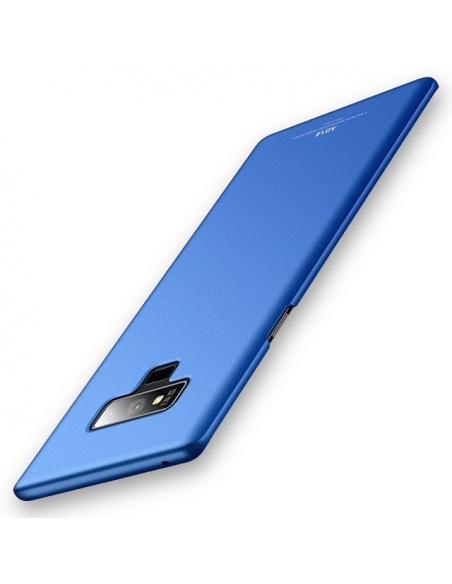 Etui MSVII Samsung Galaxy Note 9 Blue