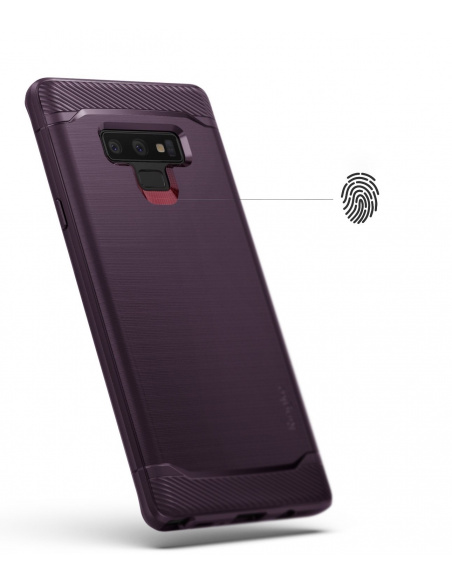 Etui Ringke Onyx Samsung Galaxy Note 9 Black