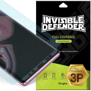 Folia Ringke Invisible Defender Samsung Galaxy Note 9 Case Friendly