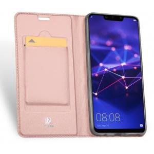 Etui DuxDucis SkinPro Huawei Mate 20 Lite Rose Gold + Szkło