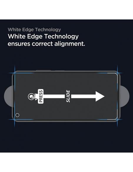 Spigen GLAS.tR Slim Xiaomi Mi 11 Lite LTE/5G [2 PACK]
