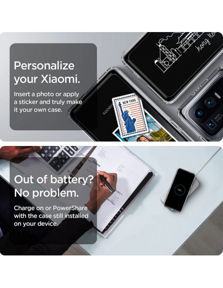 Spigen Ultra Hybrid Xiaomi Mi 11 Ultra Crystal Clear