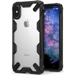 Etui Ringke Fusion-X iPhone XS 5.8 Black