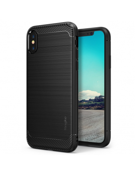 Etui Ringke Onyx iPhone XS/X 5.8 Black