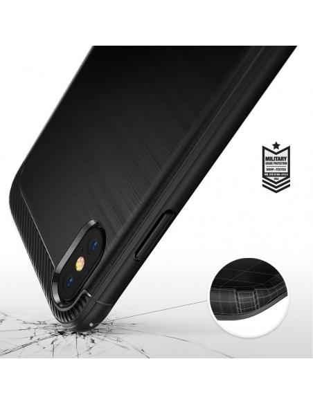 Etui Ringke Onyx iPhone XS 5.8 Black