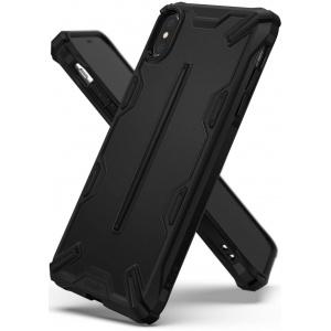 Etui Ringke Dual-X iPhone XS/X 5.8 SF Black