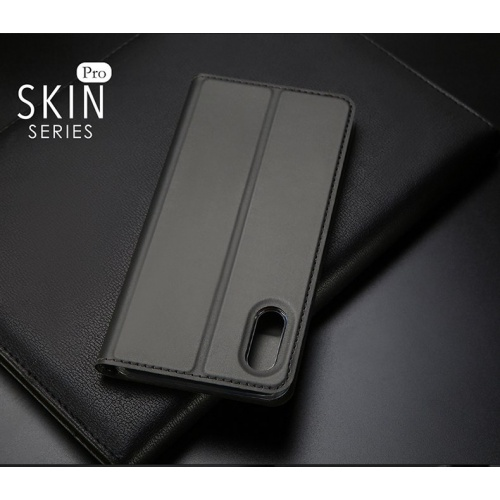 Etui DuxDucis SkinPro iPhone XS 5.8 Gray