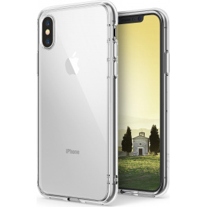 Etui Ringke Fusion iPhone XS/X 5.8 Clear