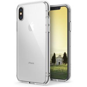 Etui Ringke Fusion iPhone XS/X 5.8 Clear