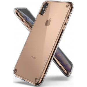Etui Ringke Fusion iPhone XS Max 6.5 Clear