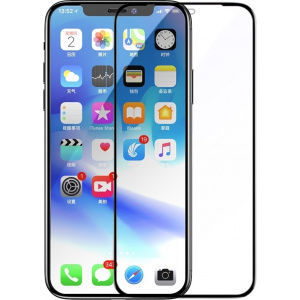 Szkło hartowane Benks X-Pro+ 3D 0.2mm iPhone XR 6.1 Black