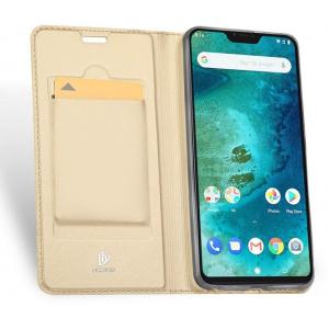 Etui DuxDucis SkinPro Xiaomi Redmi Note 6 Gold